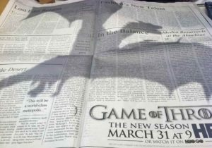 game of thrones ads